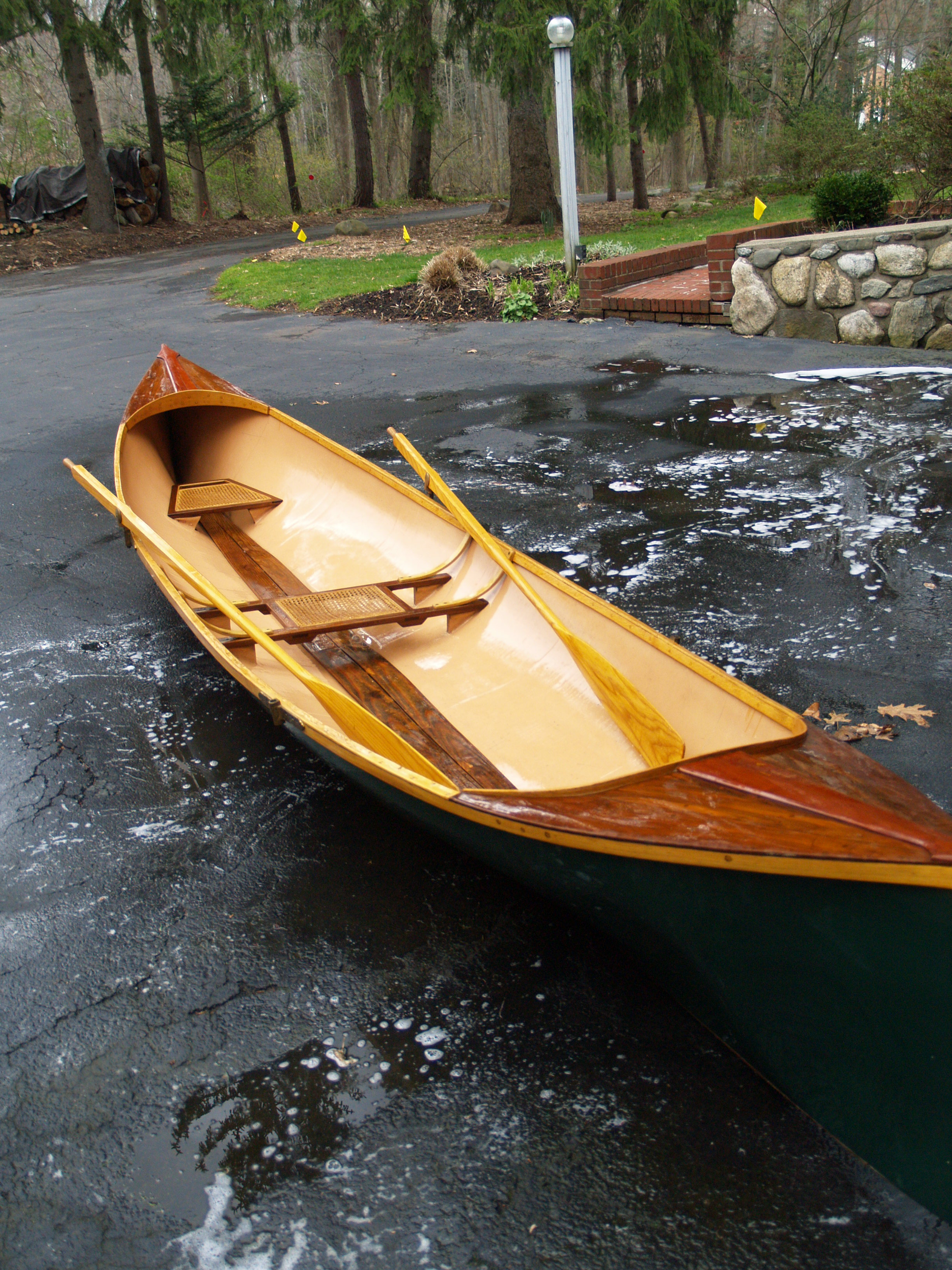 Kevlar Guideboat Sail Pandora