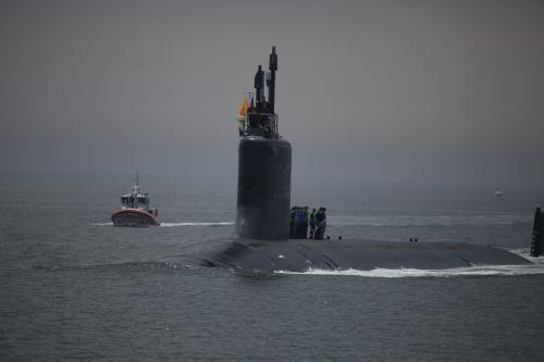 USS NM 1