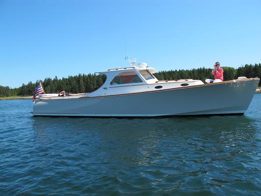 martha stewart picnic boat 2