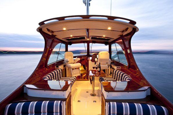 martha stewart's picnic boat